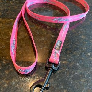 Harley Davidson Dog Pink Dog Leash